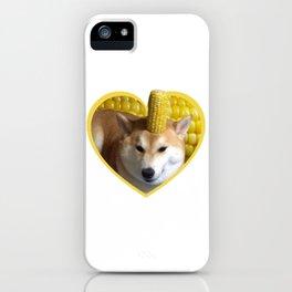 Corndog iPhone Case