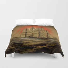 Set Sail - 001 Duvet Cover