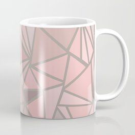 Rose Gold Coffee Mug