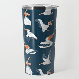 Feeding Frenzy Travel Mug