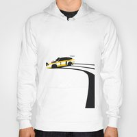 audi Hoodies featuring Quattro S1 by Cale Funderburk