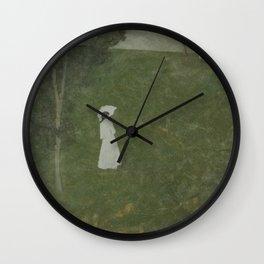Little painting - My fair lady Wall Clock