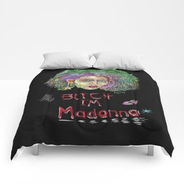 Justify My 80's Crush  Comforters
