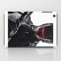 robocop iPad Cases featuring Robocop 2014 russian design by Roman Belov