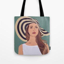 Summertime Sadness Tote Bag