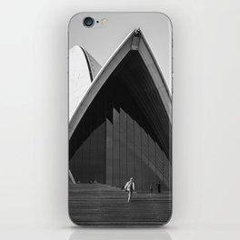Opera House Steps iPhone Skin