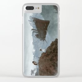 1920 - big role Clear iPhone Case