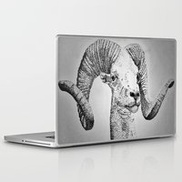 ram Laptop & iPad Skins featuring Ram by Brittany Brant
