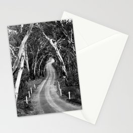 Winding Road - Barossa Valley, South Australia Stationery Cards