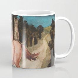 The Singing Cat Coffee Mug