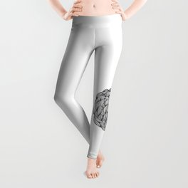 organized chaos Leggings