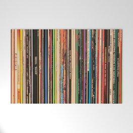Alternative Rock Vinyl Records Welcome Mat