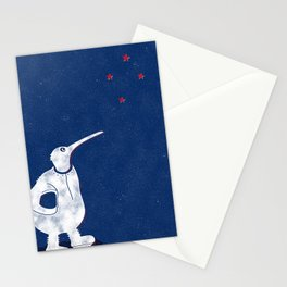 Spacekiwi Stationery Cards