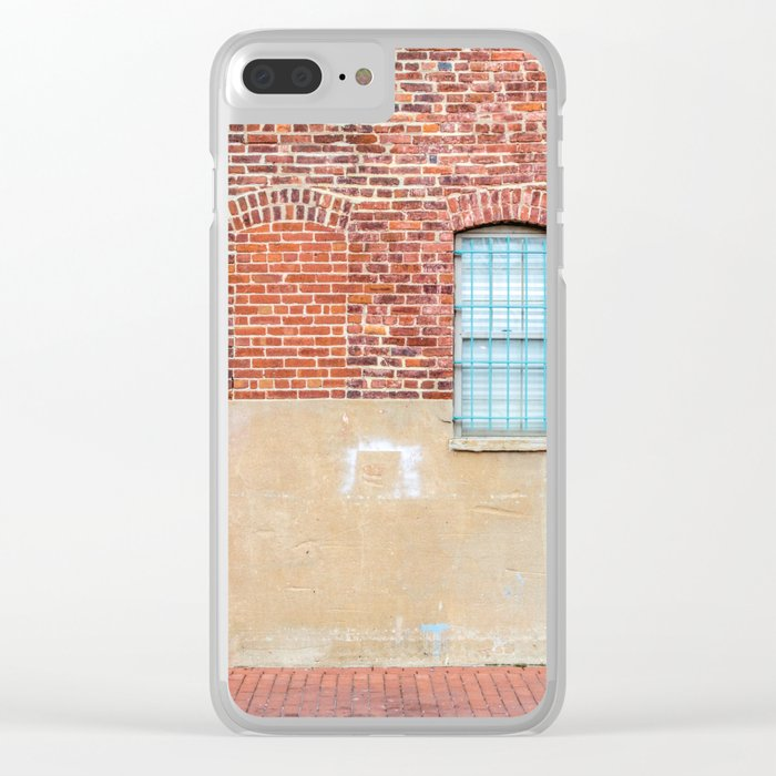 Pretty Prison Clear iPhone Case