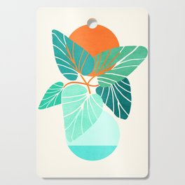 Tropical Life Cutting Board