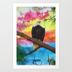 Ready To Nest Art Print