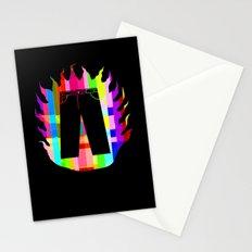 liar, liar Stationery Cards