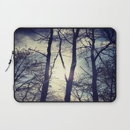 Your light will shine in the darkness Laptop Sleeve