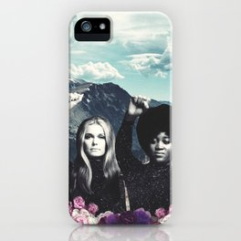 Gloria & Dorothy iPhone Case