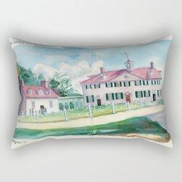 Mount Vernon Rectangular Pillow