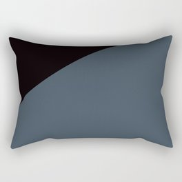 Color Dominance Rectangular Pillow