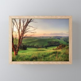 Paradise Valley Framed Mini Art Print
