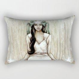 Swim Beyond Rectangular Pillow