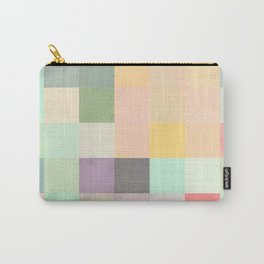 Abstract Geometry No. 16 Carry-All Pouch