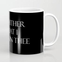 Come hither.... Coffee Mug