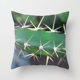 Vividly Sharp Throw Pillow