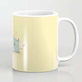 Dreaming Cat Coffee Mug