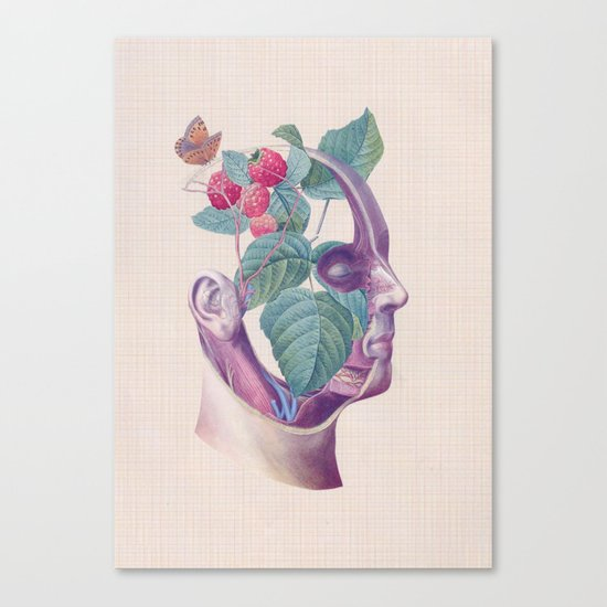 #SpringSeries02 Canvas Print