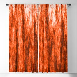 Bright texture of coated paper from brown flowing waves on a dark fabric. Blackout Curtain