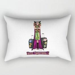 Hotel Transylvania 3 Count Dracula Rectangular Pillow