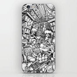 GROCER iPhone Skin