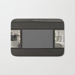 Retro 80's objects - Videotape Bath Mat