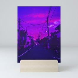 Tokyo Anime Skies Mini Art Print