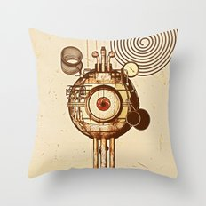 hypnotism Throw Pillow