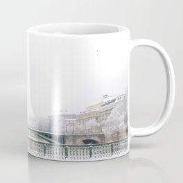 White Paris Coffee Mug