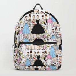 High Fashion Girls Backpack