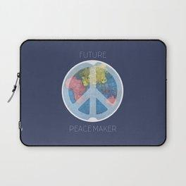 Future Peace Maker Laptop Sleeve