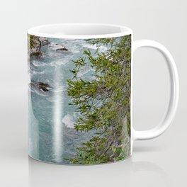 Alaska River Canyon - II Coffee Mug