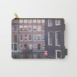 Red Light Canal Carry-All Pouch
