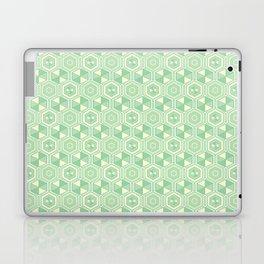 Hexagon Geometric Pattern Laptop & iPad Skin