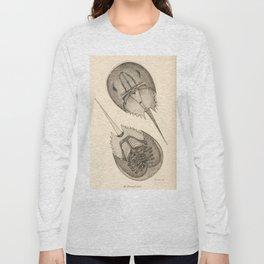 Horseshoe Crabs Long Sleeve T-shirt