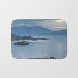Majestic Lake Maggiore Bath Mat