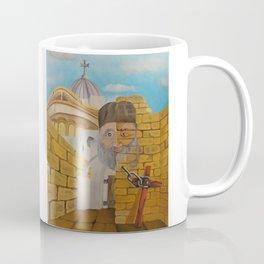 The Church of the Holy Sepulchre Coffee Mug