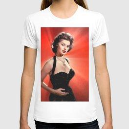 Sophia Loren T-shirt