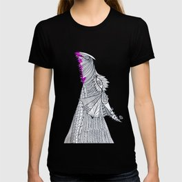 Hippie Girly Dragon T-shirt