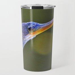 The Anhinga Eye II Travel Mug